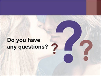 Couple kissing PowerPoint Templates - Slide 96