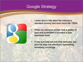 Moroccan kasbah PowerPoint Template - Slide 10