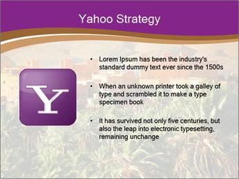 Moroccan kasbah PowerPoint Template - Slide 11
