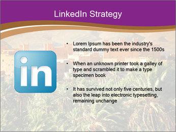 Moroccan kasbah PowerPoint Template - Slide 12