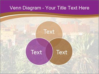 Moroccan kasbah PowerPoint Template - Slide 33