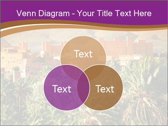 Moroccan kasbah PowerPoint Templates - Slide 33