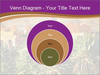 Moroccan kasbah PowerPoint Templates - Slide 34