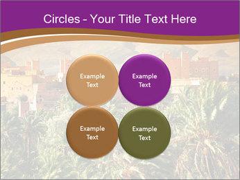 Moroccan kasbah PowerPoint Template - Slide 38