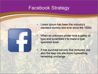 Moroccan kasbah PowerPoint Template - Slide 6