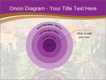 Moroccan kasbah PowerPoint Template - Slide 61