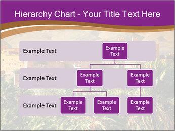 Moroccan kasbah PowerPoint Template - Slide 67