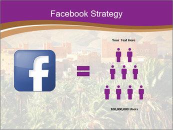 Moroccan kasbah PowerPoint Template - Slide 7