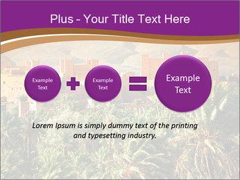 Moroccan kasbah PowerPoint Templates - Slide 75