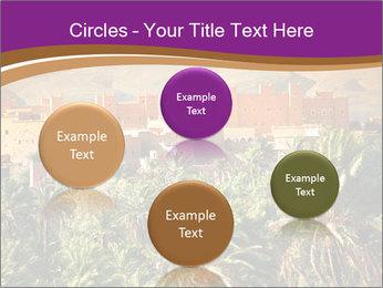 Moroccan kasbah PowerPoint Template - Slide 77