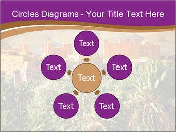 Moroccan kasbah PowerPoint Template - Slide 78