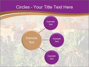 Moroccan kasbah PowerPoint Templates - Slide 79