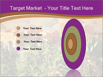 Moroccan kasbah PowerPoint Template - Slide 84