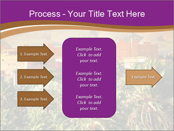 Moroccan kasbah PowerPoint Template - Slide 85