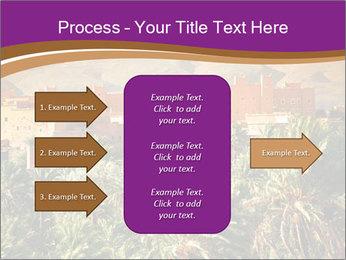 Moroccan kasbah PowerPoint Templates - Slide 85