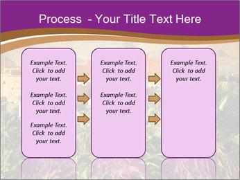 Moroccan kasbah PowerPoint Template - Slide 86