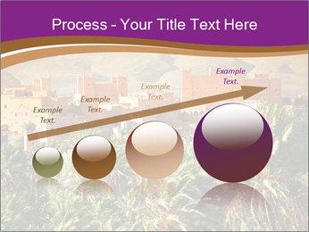 Moroccan kasbah PowerPoint Template - Slide 87