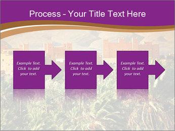 Moroccan kasbah PowerPoint Templates - Slide 88