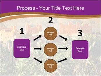 Moroccan kasbah PowerPoint Template - Slide 92