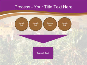 Moroccan kasbah PowerPoint Template - Slide 93