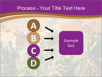Moroccan kasbah PowerPoint Template - Slide 94
