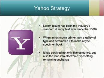 Green houseplant PowerPoint Templates - Slide 11