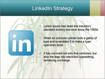 Green houseplant PowerPoint Templates - Slide 12