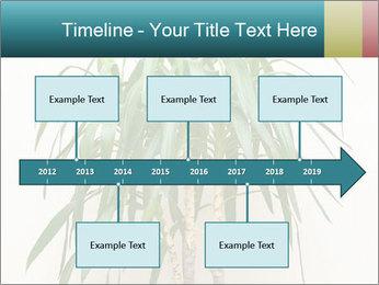 Green houseplant PowerPoint Templates - Slide 28