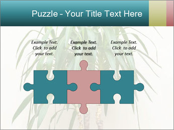 Green houseplant PowerPoint Templates - Slide 42