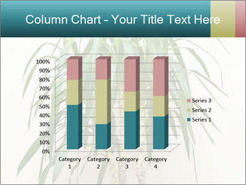 Green houseplant PowerPoint Template - Slide 50