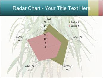 Green houseplant PowerPoint Templates - Slide 51