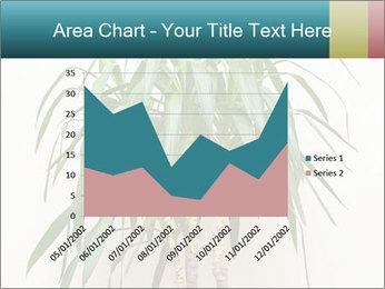Green houseplant PowerPoint Templates - Slide 53