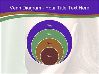 Picture of lovely woman PowerPoint Template - Slide 34