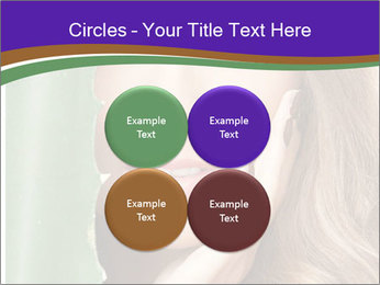 Picture of lovely woman PowerPoint Templates - Slide 38