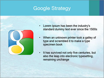 Blue Ocean PowerPoint Template - Slide 10