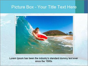 Blue Ocean PowerPoint Templates - Slide 15