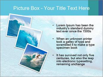 Blue Ocean PowerPoint Templates - Slide 17