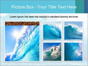 Blue Ocean PowerPoint Templates - Slide 19