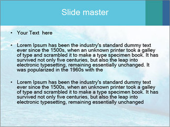 Blue Ocean PowerPoint Templates - Slide 2