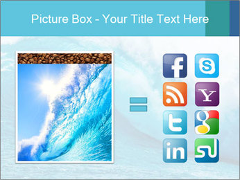 Blue Ocean PowerPoint Template - Slide 21