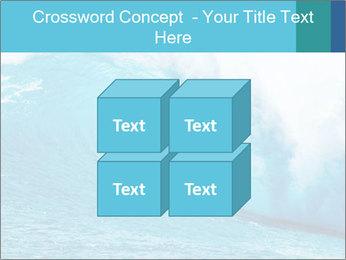 Blue Ocean PowerPoint Template - Slide 39