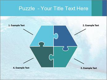 Blue Ocean PowerPoint Templates - Slide 40