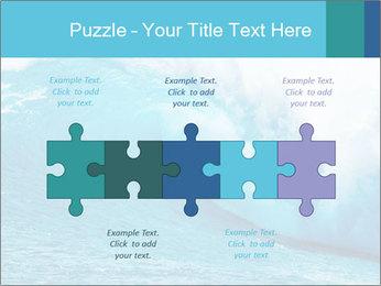 Blue Ocean PowerPoint Templates - Slide 41