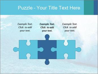 Blue Ocean PowerPoint Templates - Slide 42