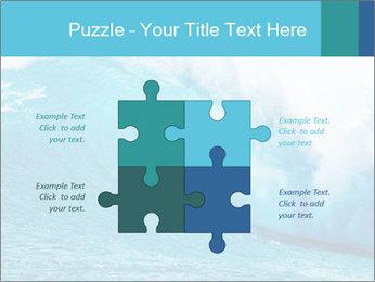 Blue Ocean PowerPoint Templates - Slide 43