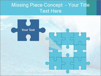 Blue Ocean PowerPoint Template - Slide 45