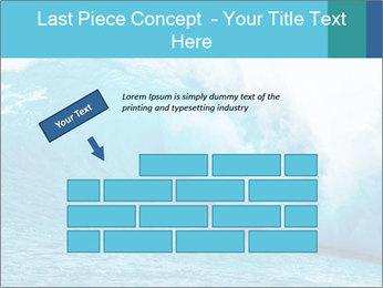 Blue Ocean PowerPoint Templates - Slide 46