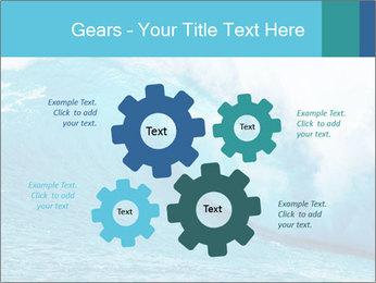 Blue Ocean PowerPoint Templates - Slide 47