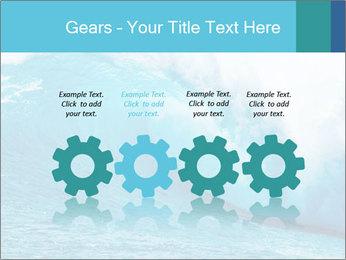 Blue Ocean PowerPoint Templates - Slide 48