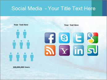 Blue Ocean PowerPoint Template - Slide 5